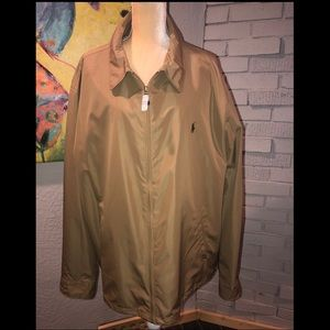 Men's Ralph Lauren Windbreaker Jacket